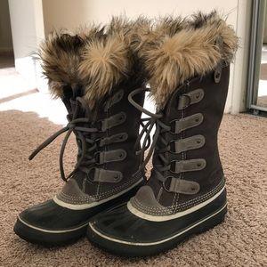 Sorel Tall Arctic Boot